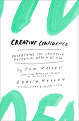 Book Creative Confidence
