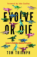 Book Evolve Or Die