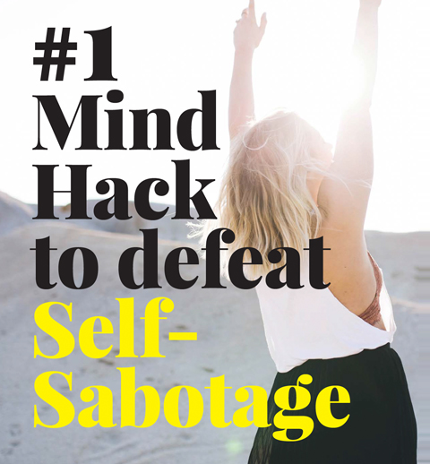 Life Coach helping you Stop the Cycle of Self-Sabotage Near Me